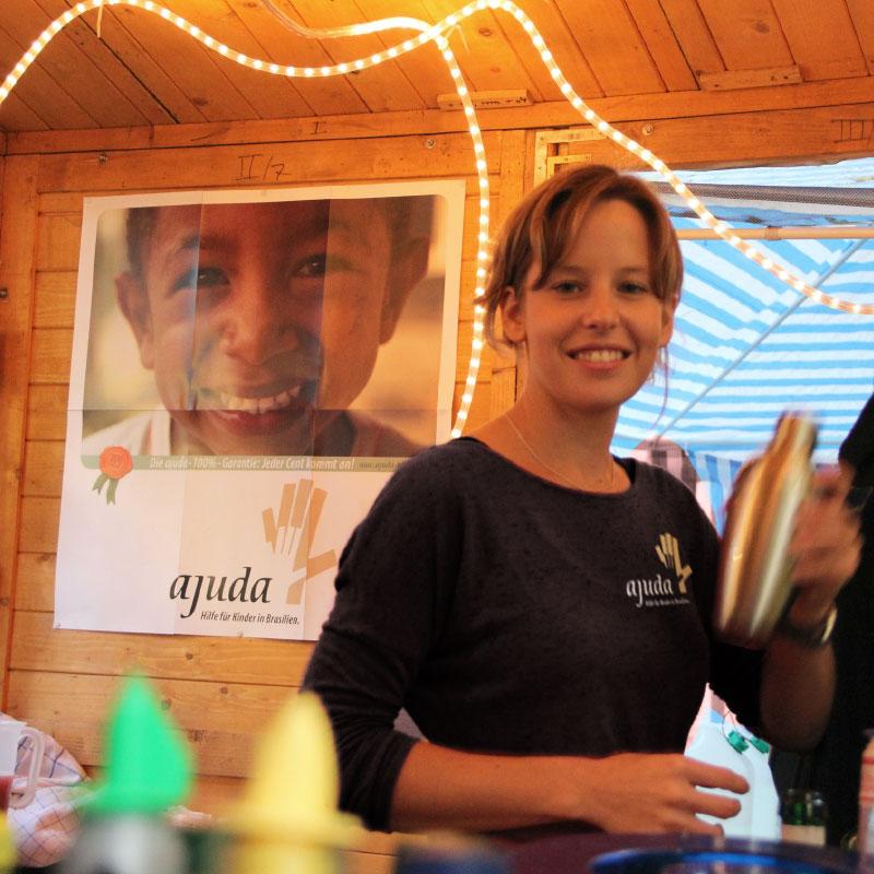 ajuda – Hilfe für Kinder in Brasilien. | Jetzt Mitglied werden!