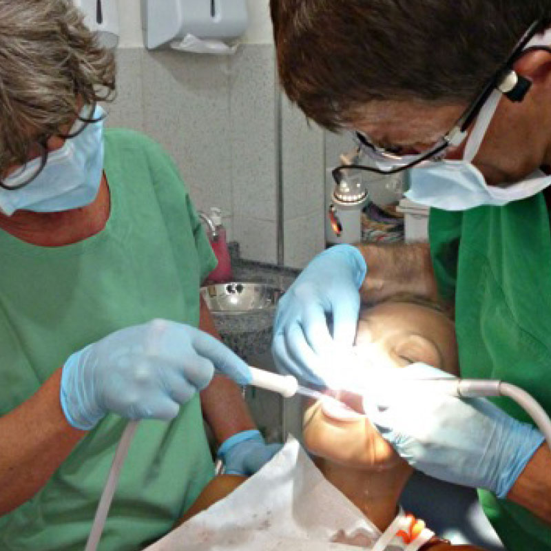 ajuda ermöglicht Gesundheitsversorgung