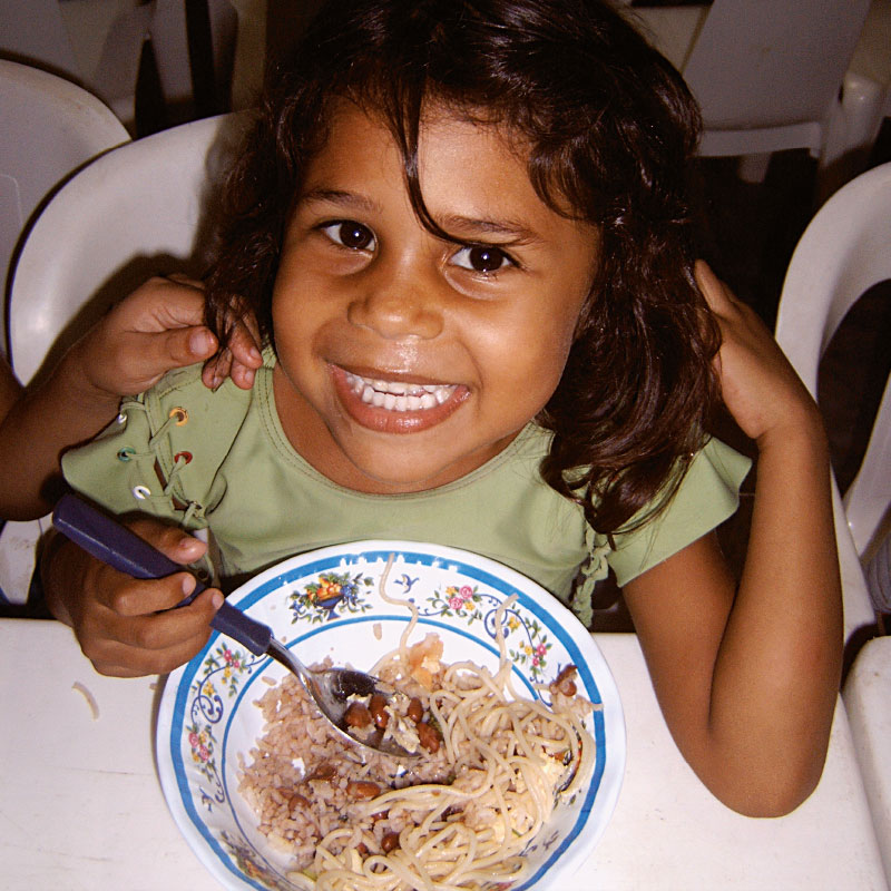 ajuda bekämpft Hunger