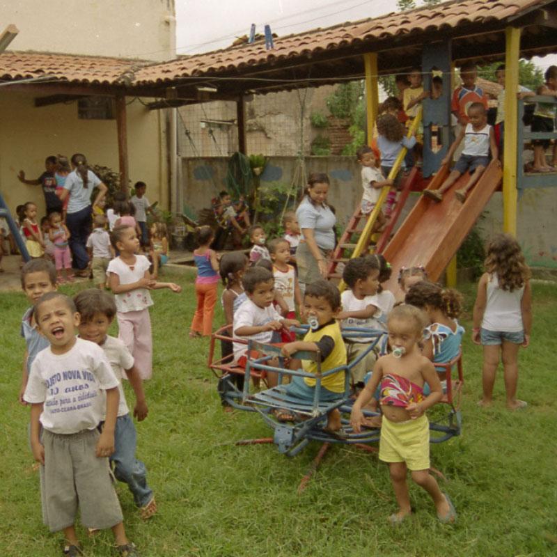 ajuda bietet Bildung | Kindertagesstätten