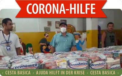 Nothilfe in der Corona-Krise